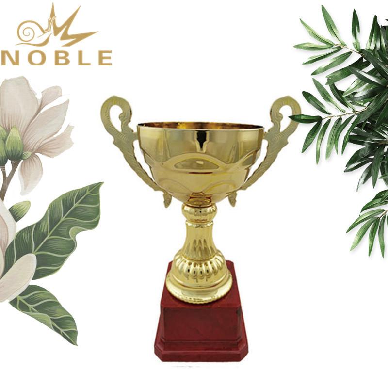 New Product School Sports Trophy Cheap Metal Award