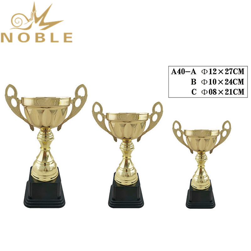 High Quality Metal Cup Trophy New Product Sports Trophy for Student Games