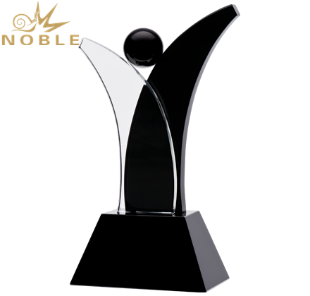 Wholesale Crystal Trophy Crystal Award Crystal Plaque for Souvenir Gifts