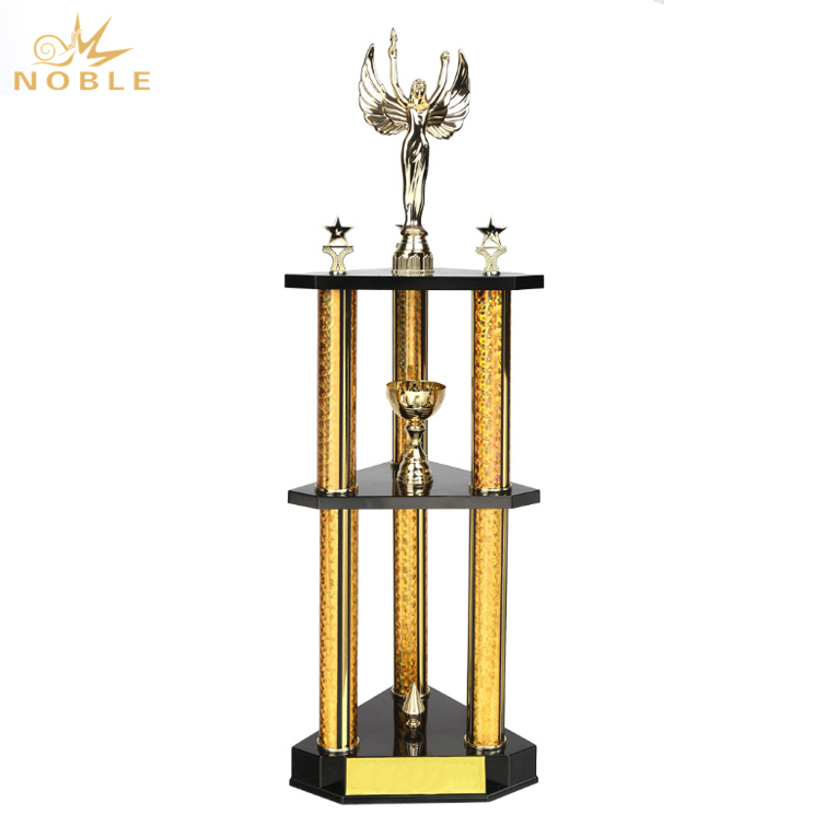 New Design Metal Large Cup Trophy