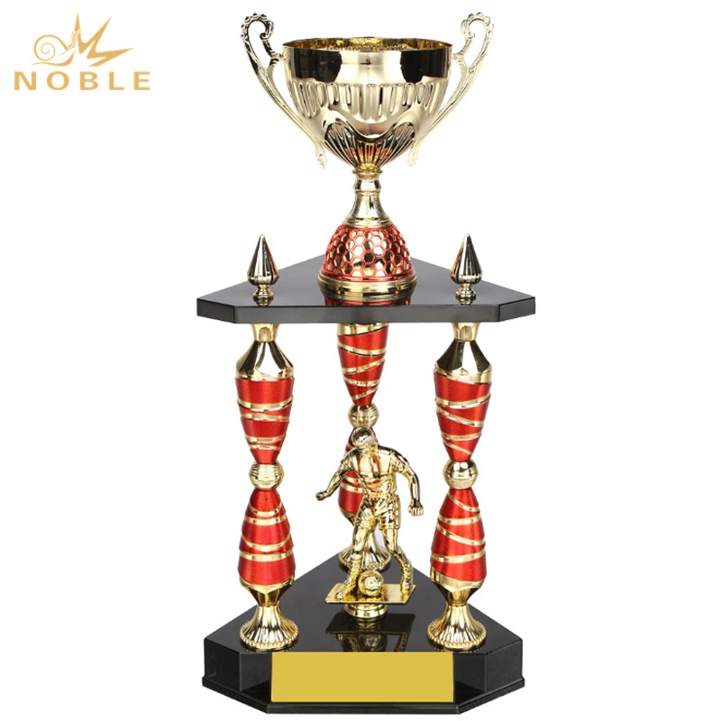 590mm Height New Design Custom Large Cup Trophy
