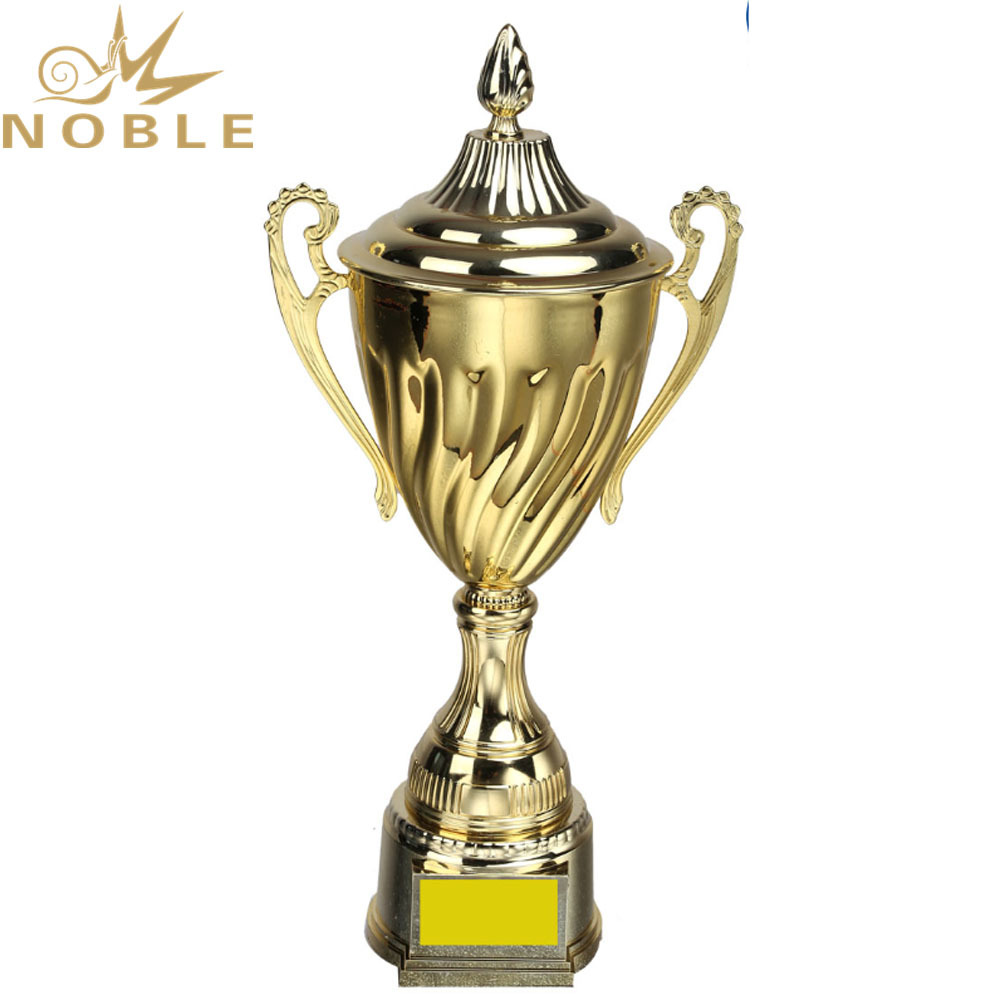 New Design High Quality Metal Champion Cup Trophy