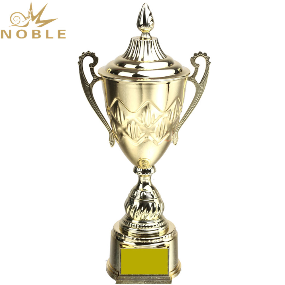 Custom Printing New Design Luxury Metal Cup Award Sports Trophy