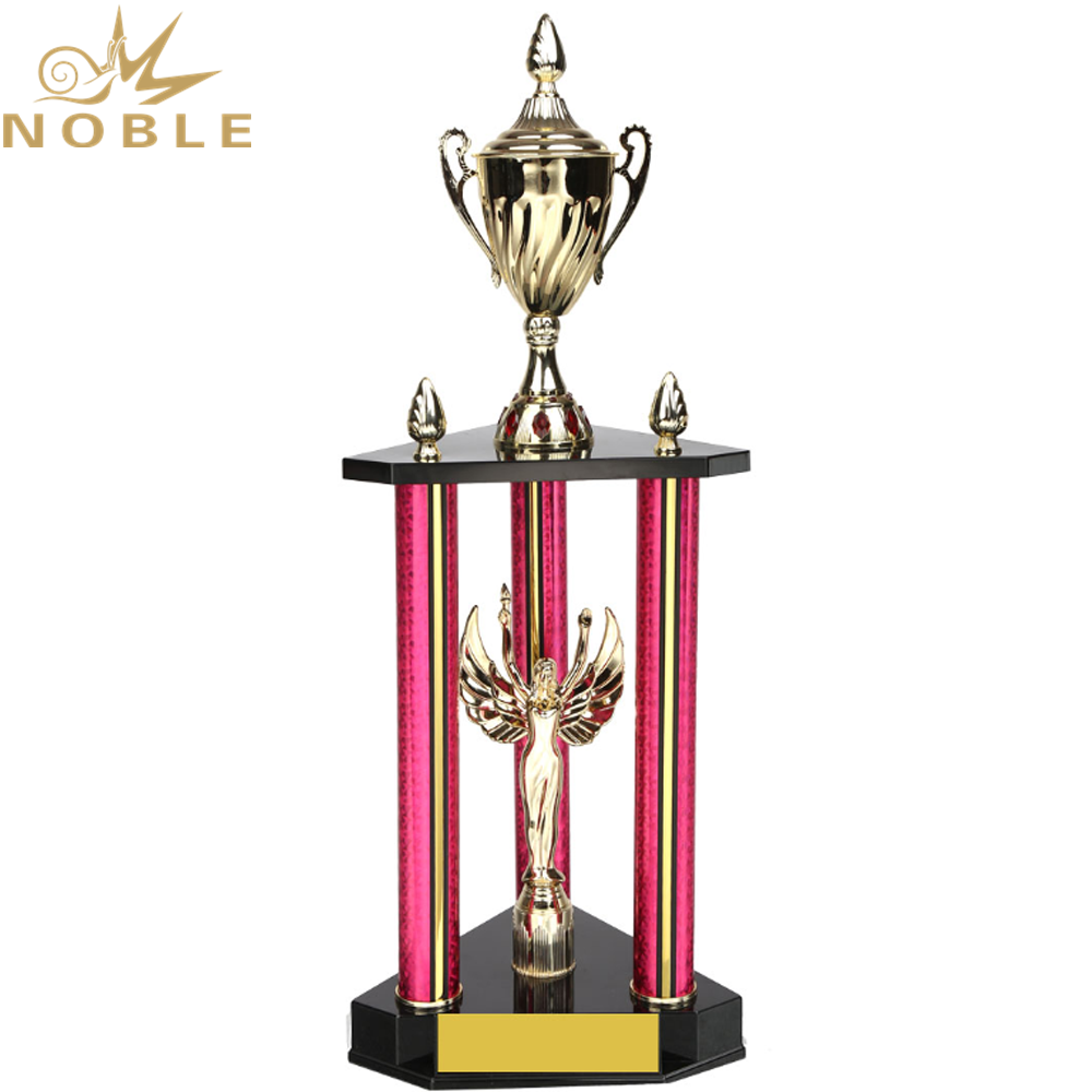 New Design Luxury Large Cup Trophy Champion Sports Award