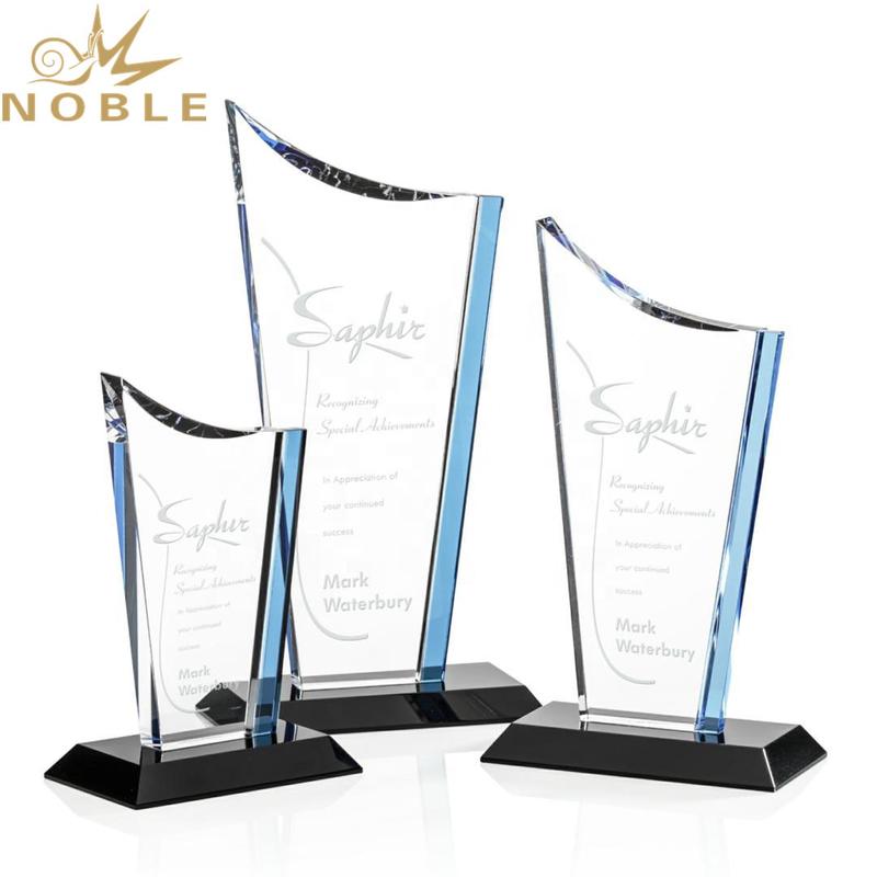 Best Selling New Design Crystal Custom Harris Award Plaques