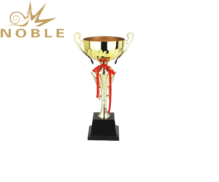 Free Logo Printing customized Metal Cheap Trophy