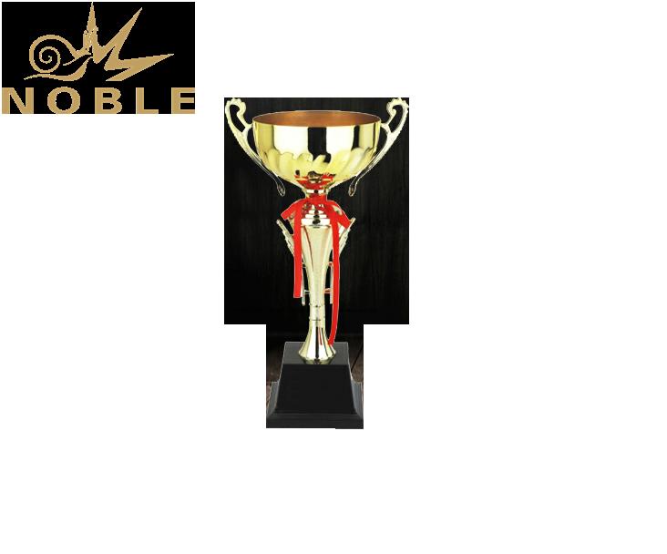 Free Logo Printing customized Metal Cheap Trophy