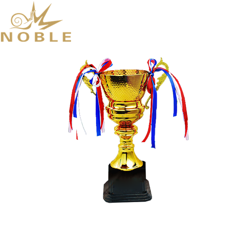 Popular Best Selling Sports Champion Cup Metal Cheerleading Trophy