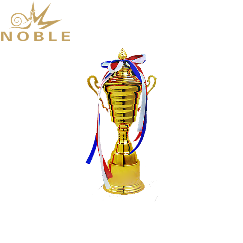 Custom Sports cup award Metal Gymnastics Trophy