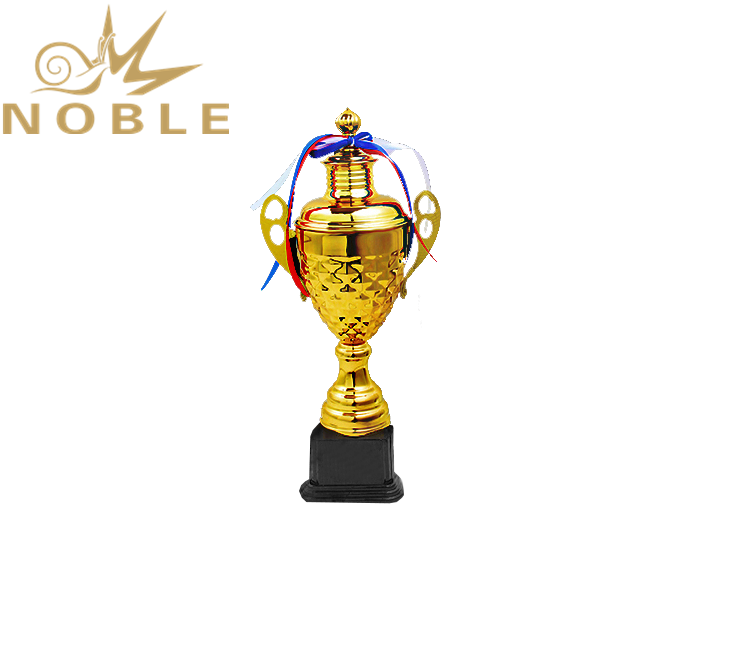 Noble New Design Championship Metal Golf Sports Cup Trophy