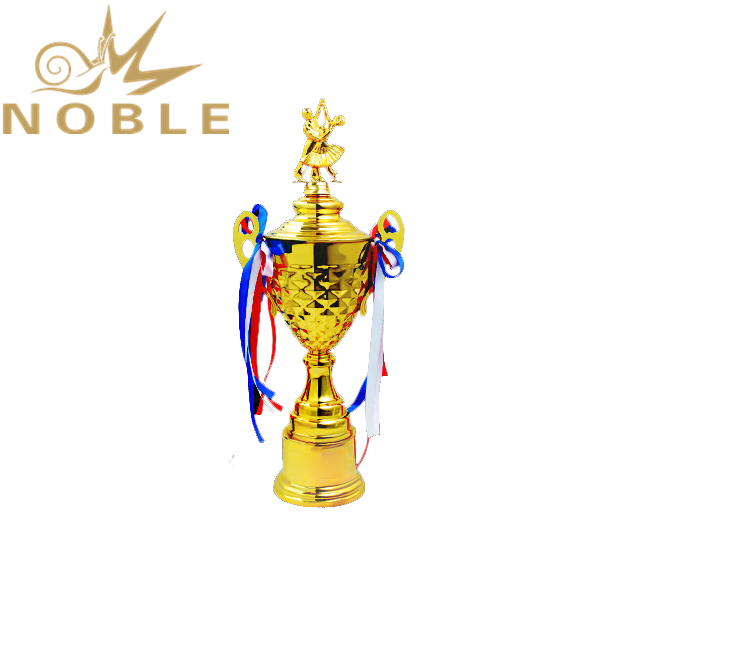 Professional Manufacturer Custom Metal Dance Championship Cup Trophy