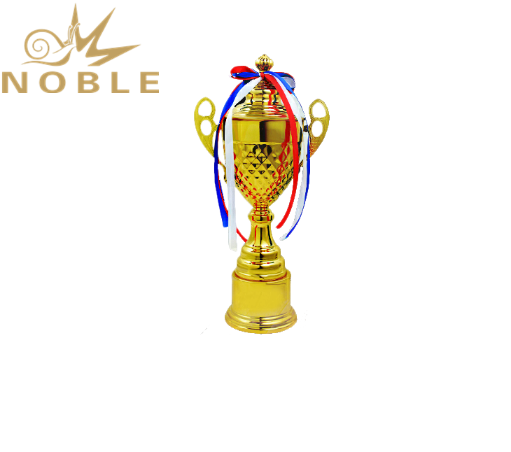 Noble New Design Metal Cup Trophy Sports Tennis Award