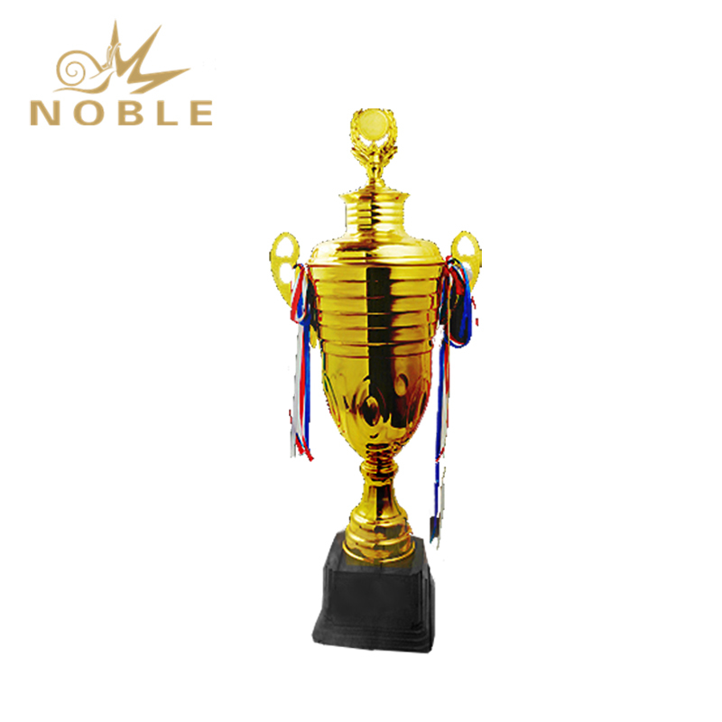 Large Size Printing Logo High Quality Metal Outstanding Big Cup Trophy