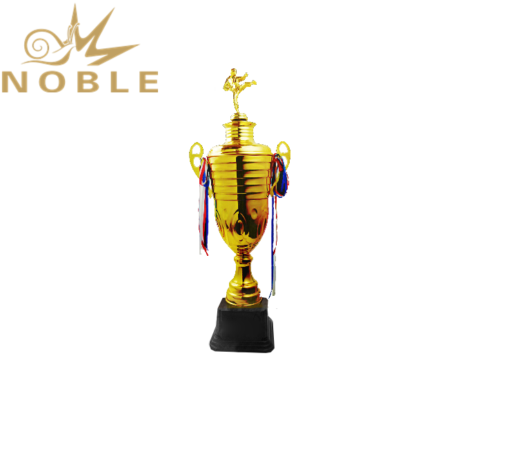 Noble Best Selling Metal Sports award Champion Taekwondo Trophy Cups