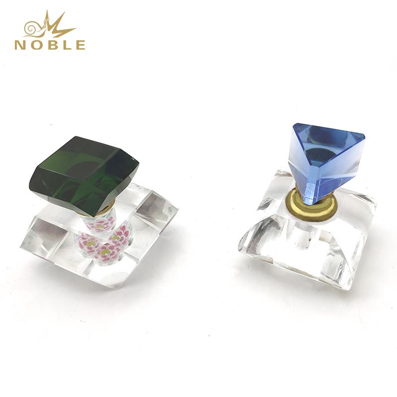 Custom Souvenir Gift Crystal Perfume Bottle