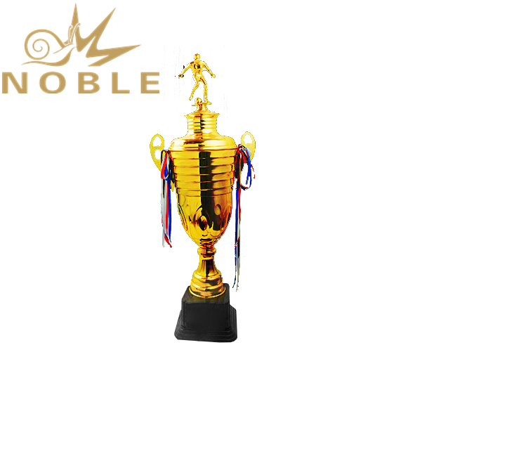 Big Sizes High Quality Sports Championship Metal Soccer Award Cup Trophy