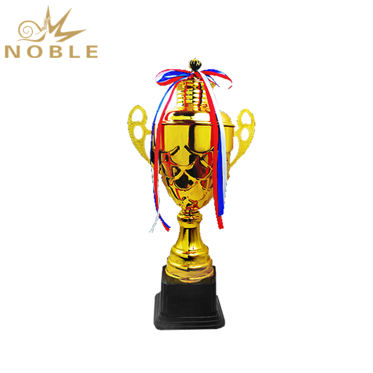 High Qulity Gold Silver Bronze Three Colors Available Classic Metal Cup Trophies