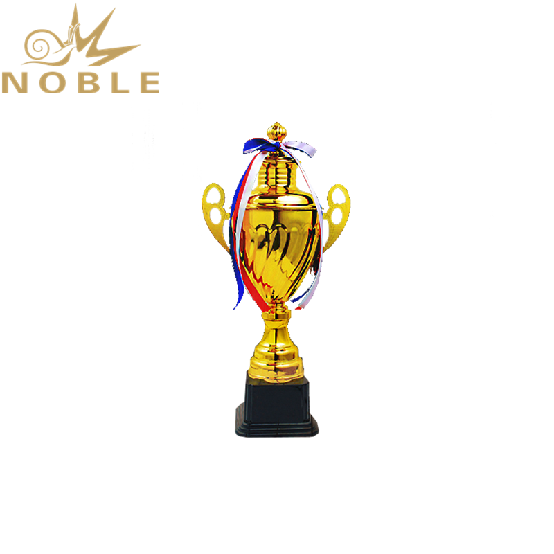 Unique New Design Metal Boxing Competition Championship Cup Trophy