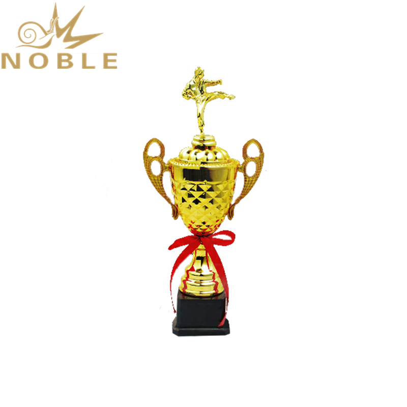 Noble High Quality Cheap Plastic Taekwondo Trophy