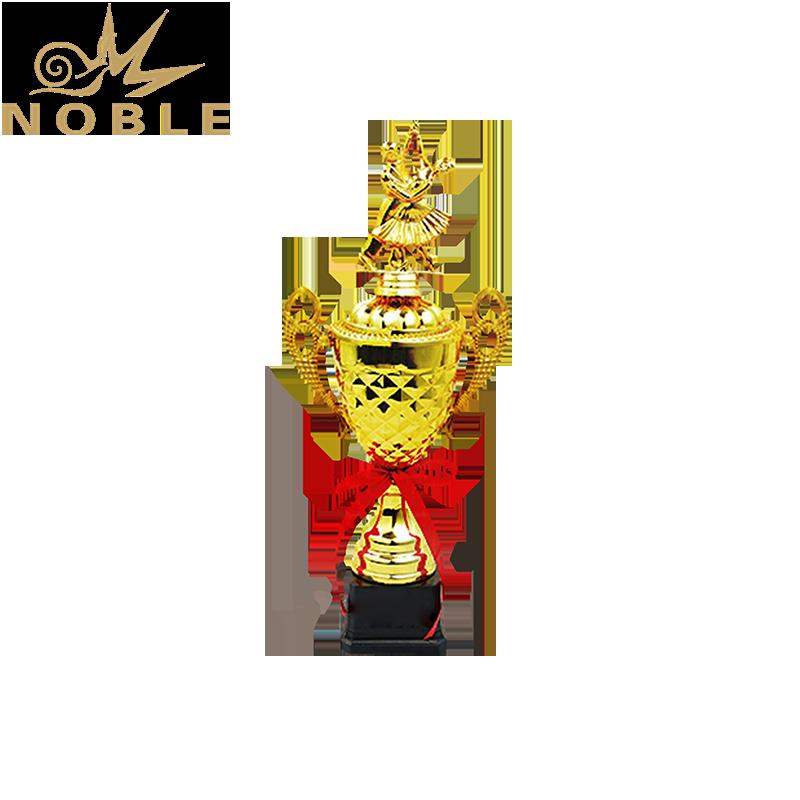 Noble High Quality Custom Sports Plastic Trophy Dance Award