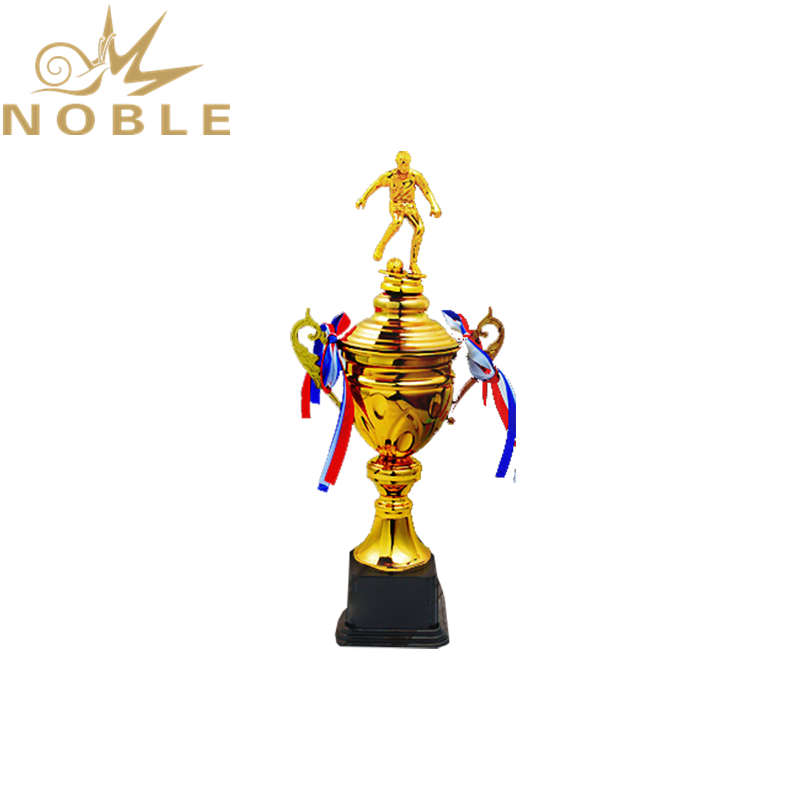 Wholesale High Quality Metal Sports Soccer Champion Trophy