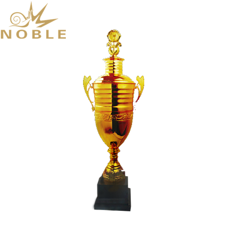 Noble Large Size Metal Big Cup trophy for Championships
