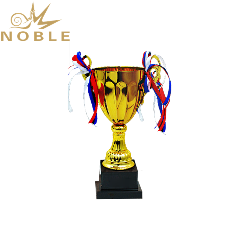 Best Selling Cheap Metal Souvenir Cup Trophy for Every Participants