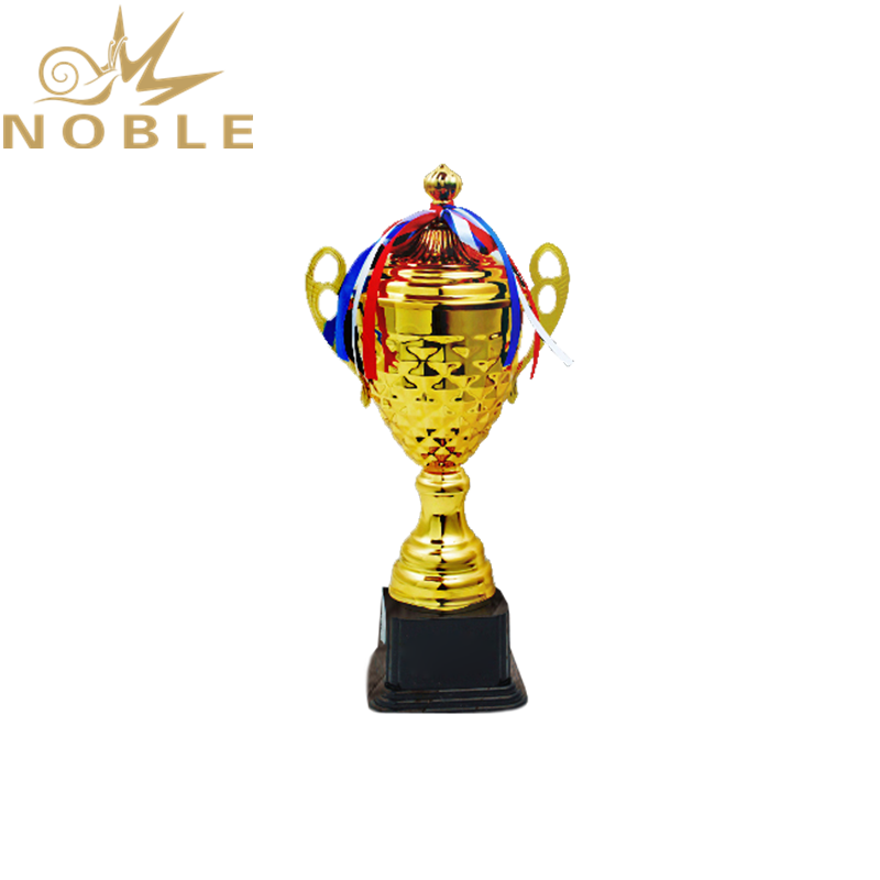 Custom Sports Cup award Metal Baseball Trophy