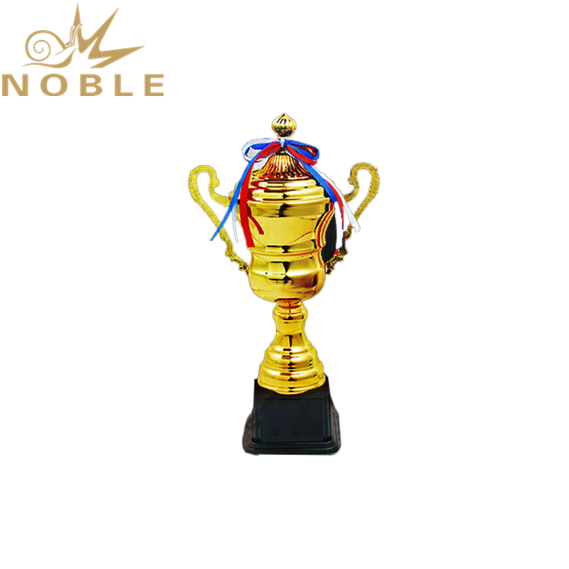 Metal Running Champion Cup Trophy for Sports Events