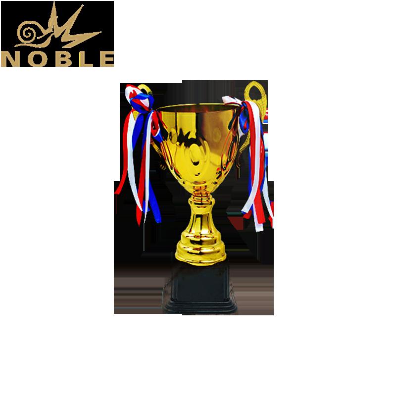 Custom Logo Metal Cheerleading Sports Cup Trophy