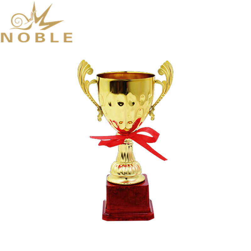 Classic Gold Metal Cup Award