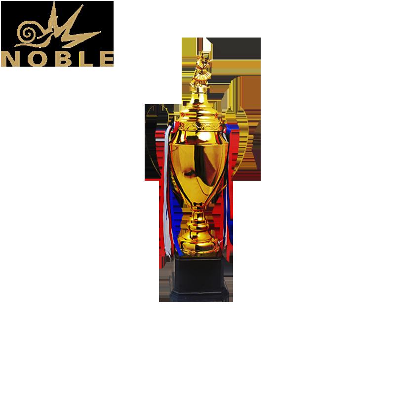 Excellent New Design Luxury Metal Ballroom Dancing Trophy