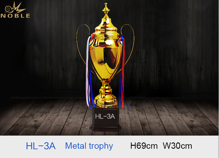 Luxury Large Metal Cup Trophy