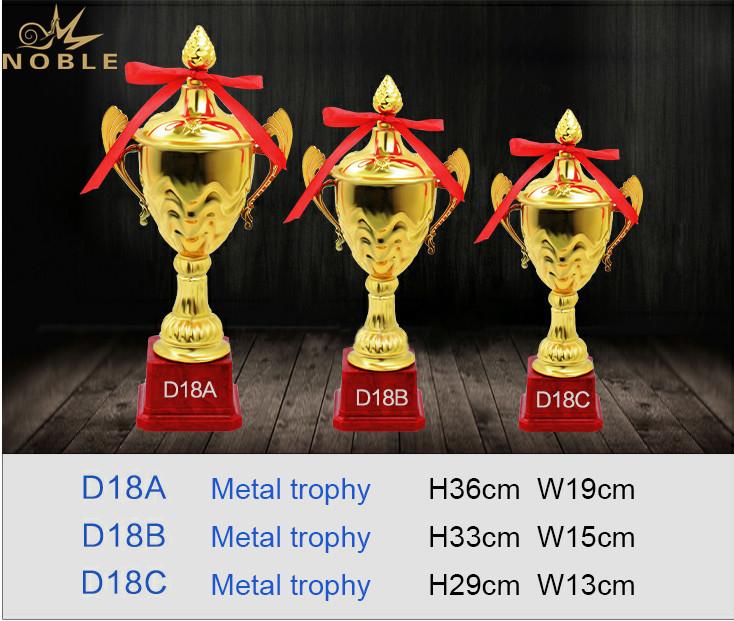 High Quality Sports Champion Metal Sailing Trophy