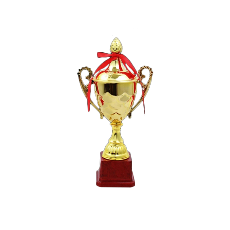 Noble High Quality Sports Metal Gymnastics Trophy