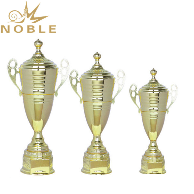 High Quality Metal Award Cooking Trophy with Metal Base