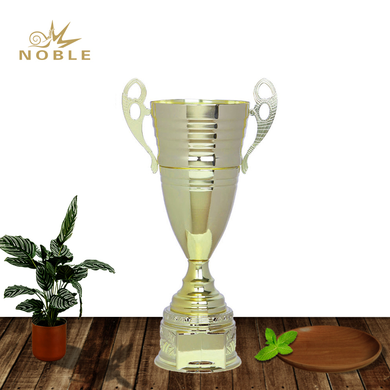 Noble High Quality Gold Cup Award Metal Sports Darts Trophy