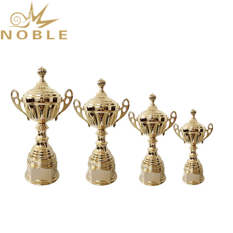 Hot Selling Custom Sports Champion Metal Rugby Trophy