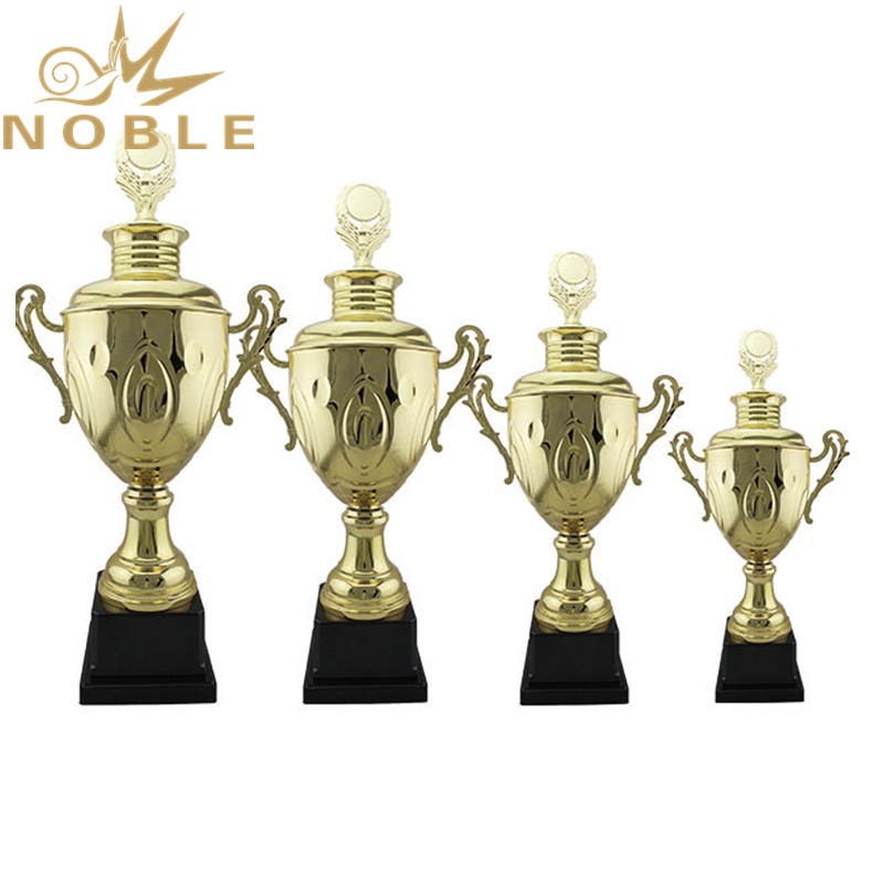High Qulaity Outstanding Sports Metal Dance Trophy for Best Dancer