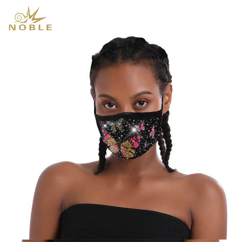 Custom Christmas Costume Party Fashion Face Masks