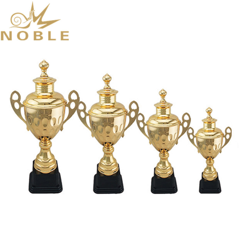 Hot Selling Metal Outstanding Achievement Sales Trophy for Your Company Ceremony