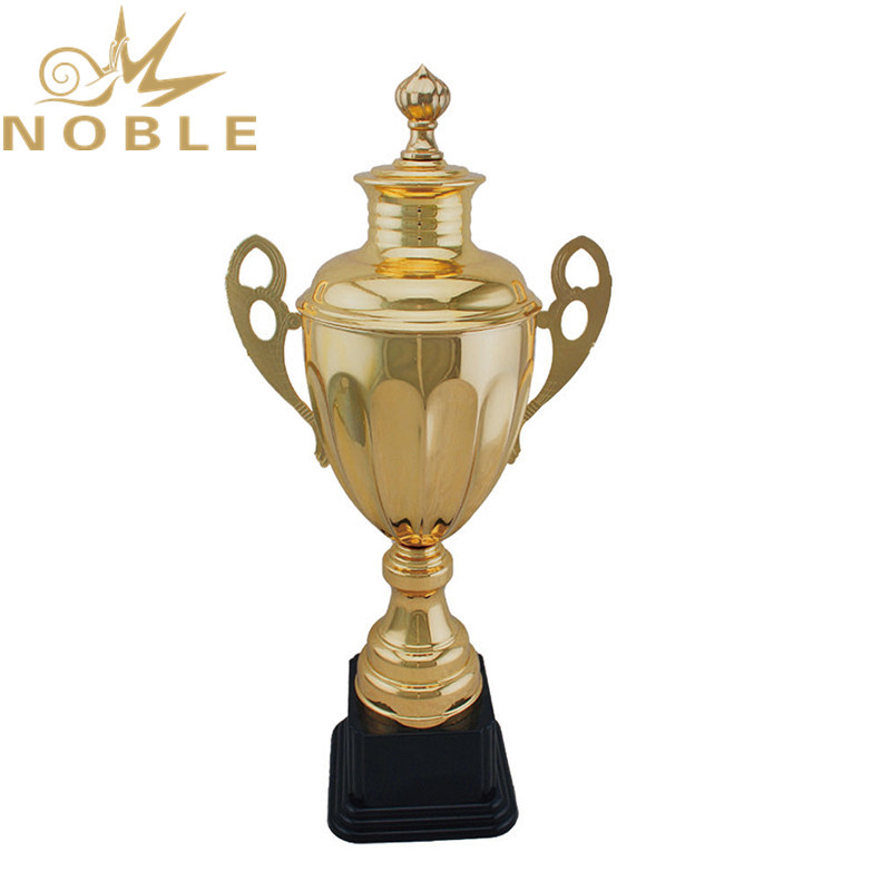 Noble Best Selling Champion Sports Metal Teamwork Trophy for Your Team