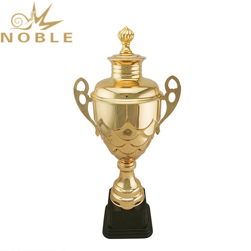 Metal Karting Sports Cup Trophy