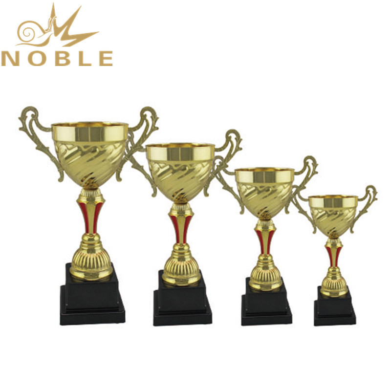 Different Sizes Metal Gymnastics Award Sports Souvenir Cup Trophy