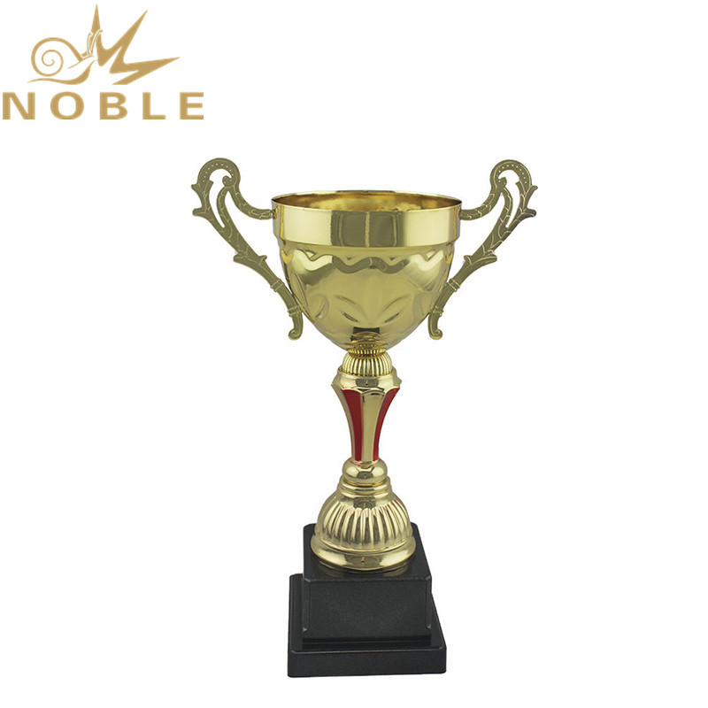 Noble Excellent Design Champion Cups Metal Snooker Trophy for Sports Games