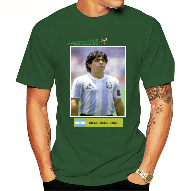 Unisex Custom Printing Diego Maradona Souvenir T-Shirt