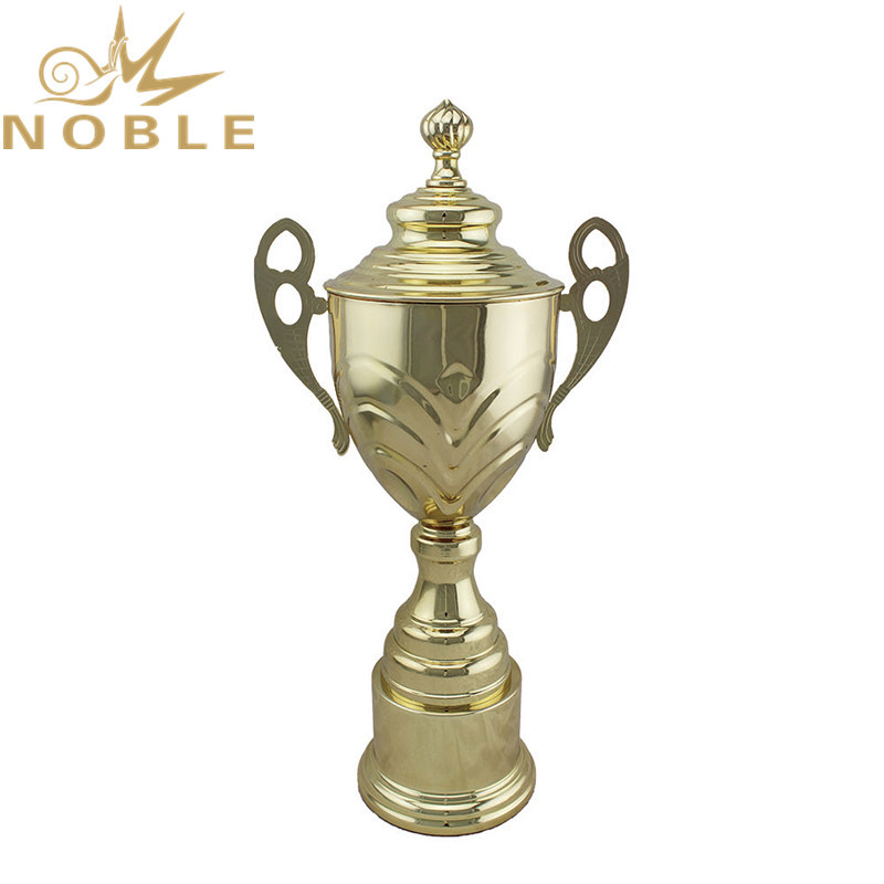 Noble Best Selling Sports Champion Custom Metal Baseball Trophy