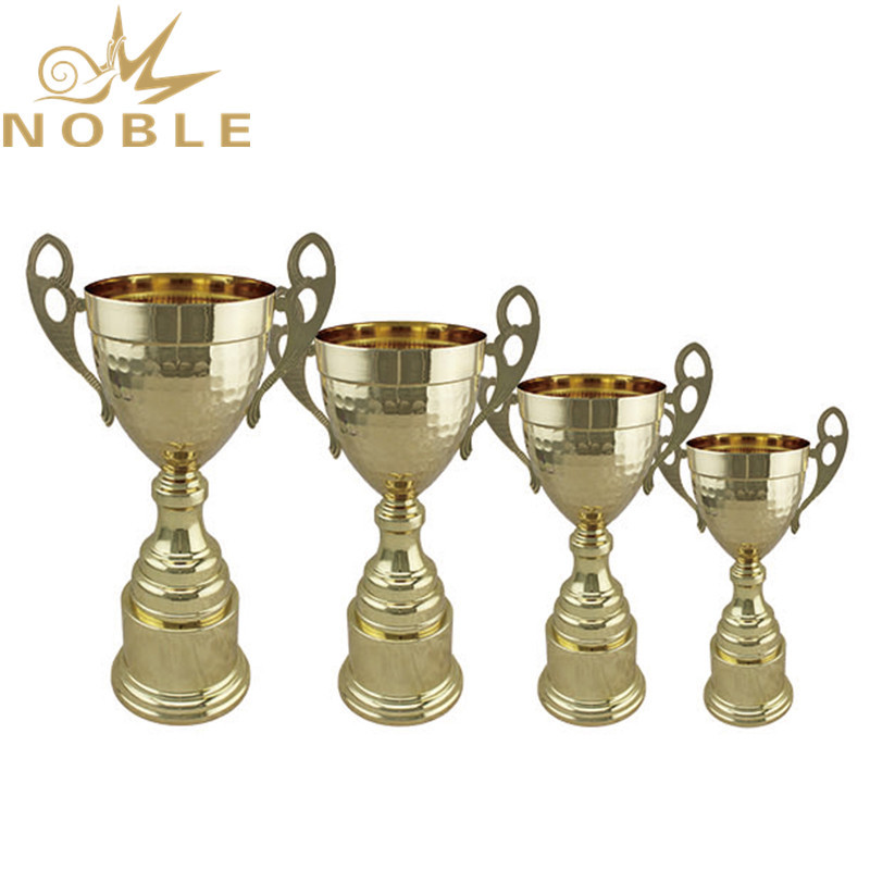 High Quality Club Competitions Metal Martial Arts Cup Trophy for Champion Game