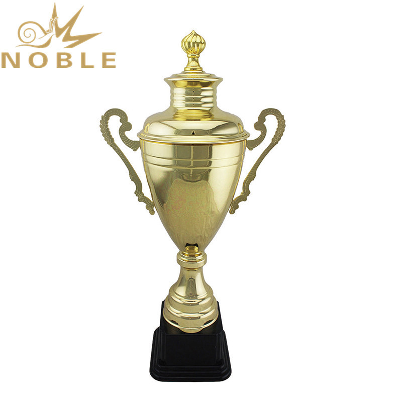 Custom Sports Cups Championships Metal Trophy for Motorcross Competitions