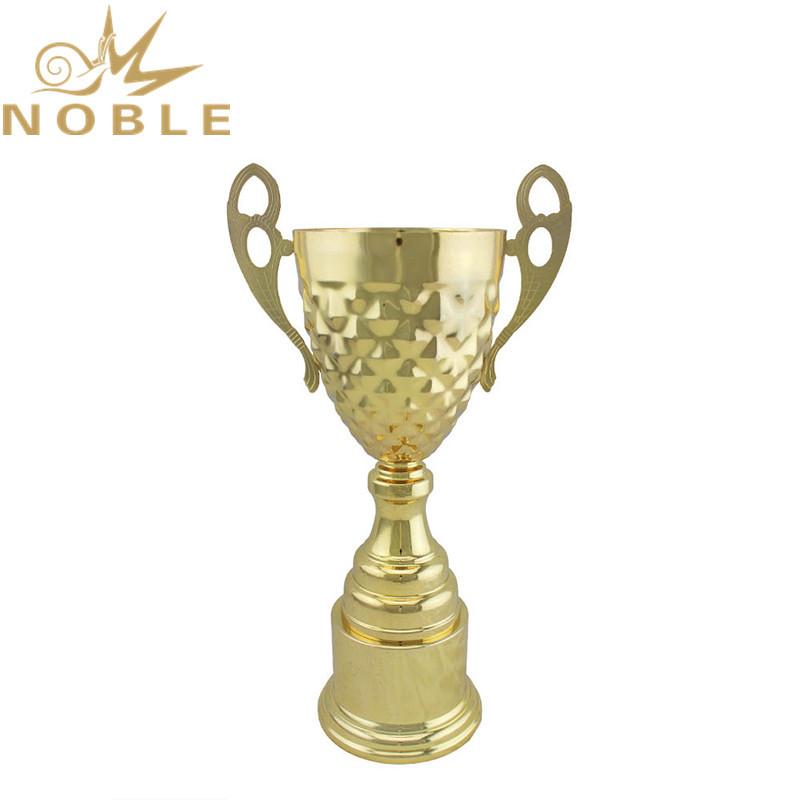 Custom Metal Sports Golf Trophy Cup